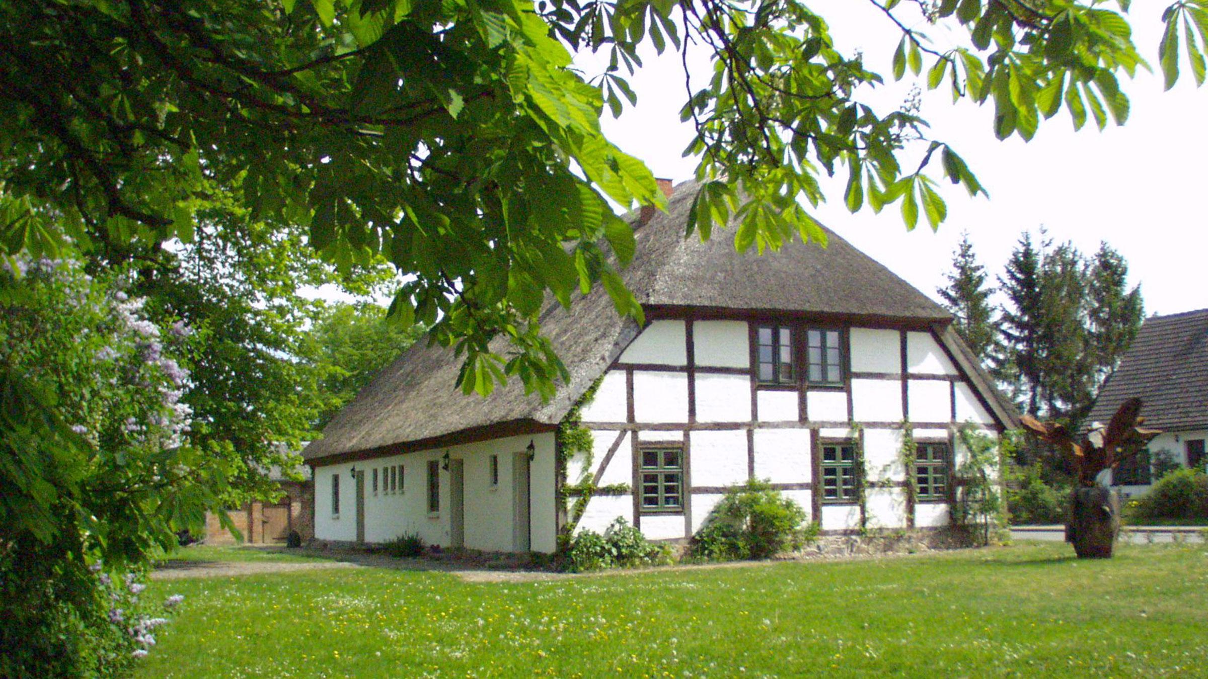 Alte Ausspanne Walkendorf, Mecklenburger ParkLand