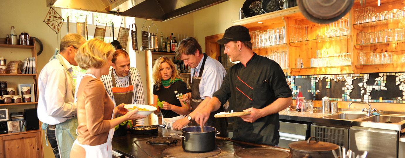 Kochen im Mecklenburger Parkland, Mecklenburgische Schweiz