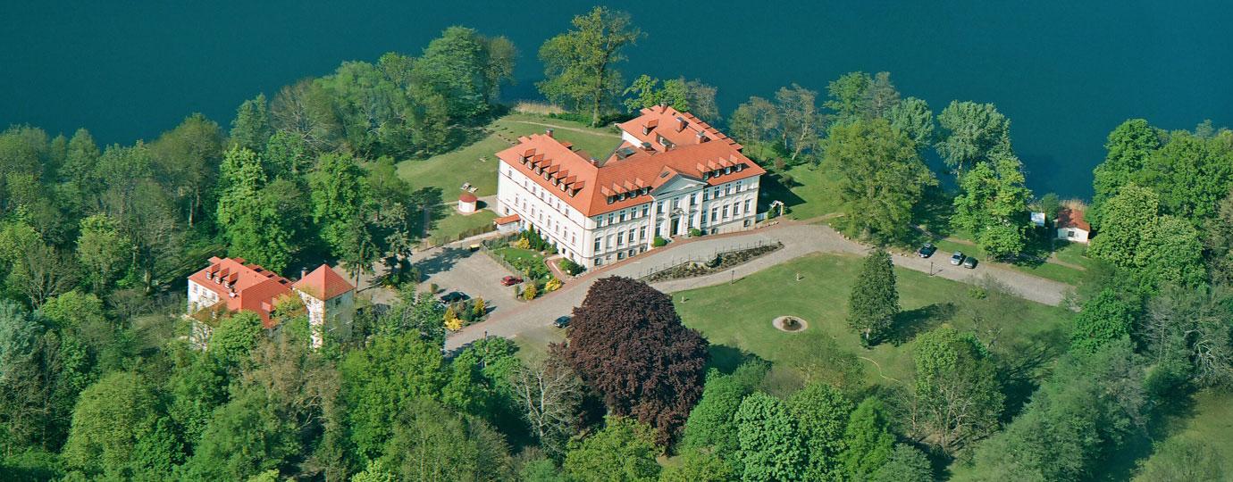 Mecklenburgische Schweiz: Schloss Schorssow