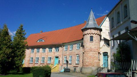 Bützow Krummes Haus