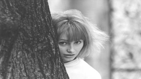 Jana in Prag 1965