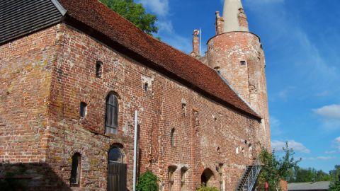 Burg Klempenow