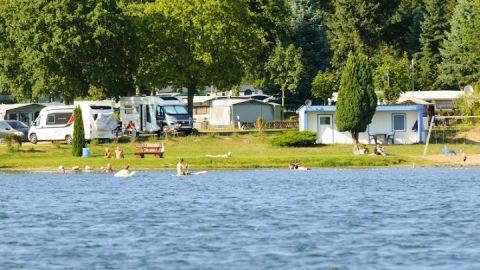 4 Sterne Campingplatz am Krakower See