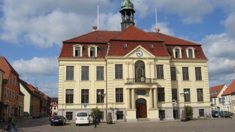 Rathaus Teterow