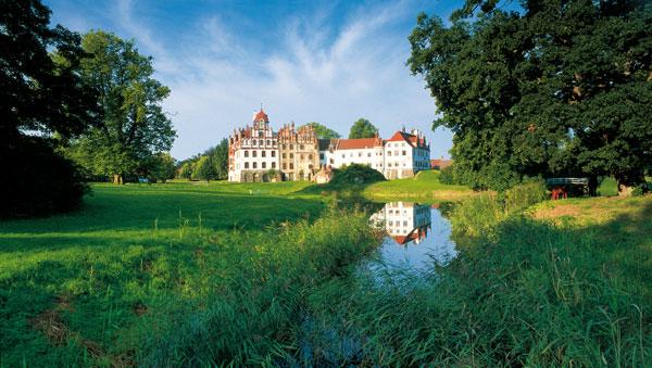 Peter Joseph Lenné-Parks - Basedow, Mecklenburgische Schweiz