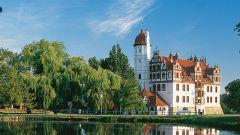 Schloss Basedow, Mecklenburgische Schweiz