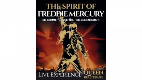 The Spririt of Freddy Mercury