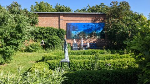 Ausstellung - Bildhauerei