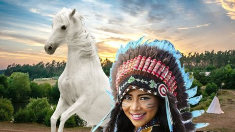 Indianershow Resort Linstow