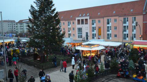 Demminer Weihnachtsmarkt