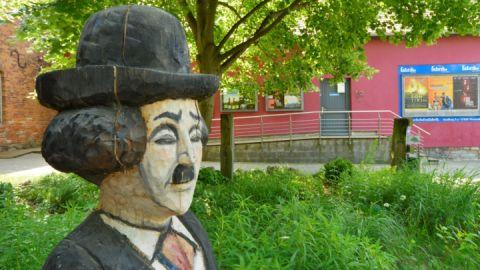Kino Alte kachelofenafbrik Neustrelitz