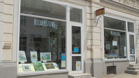 Galerie BilderStube (KunstOffen)