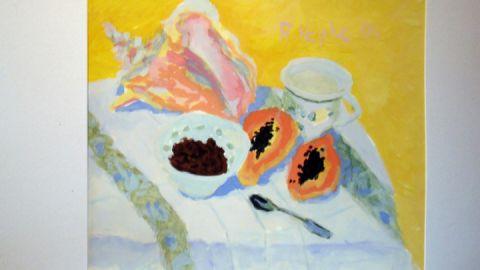 Agnes Theuergarten - KunstOffen