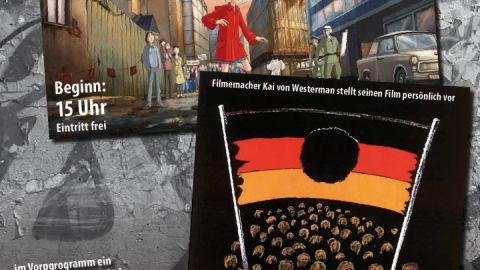 30 Jahre Mauerfall im Kino in der Alten Synagoge