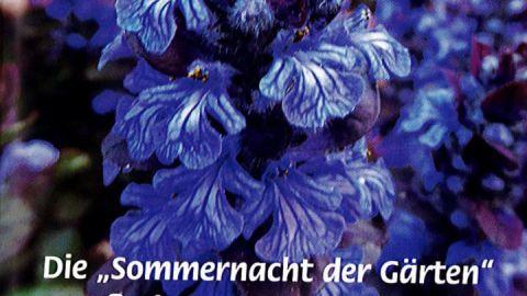 Offene Gärten Cover