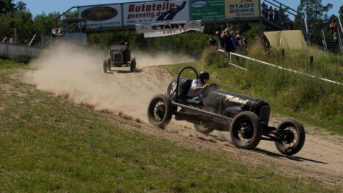 RUST 'N' DUST JALOPY Teterow
