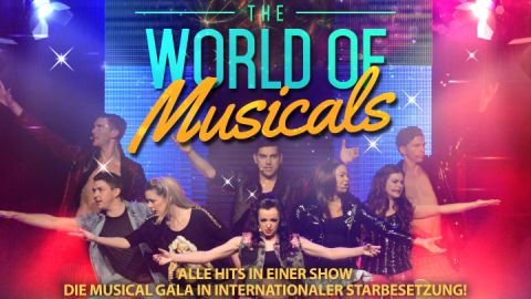 """""""The World of Musicals"""""""