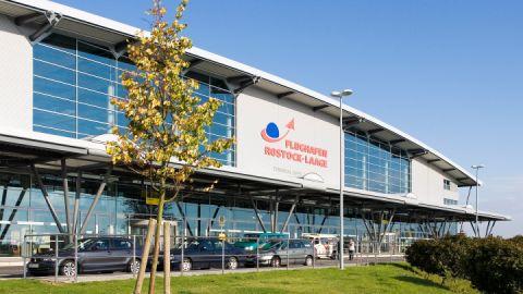 Flughafen Rostock-Laage Terminal
