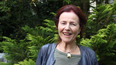 Barbara Zimmermann hat in Voßfeld ein Refugium für Fans der besonderen Fotografie geschaffen.