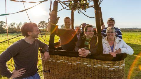 Ballonfahren in Mecklenburg-Vorpommern