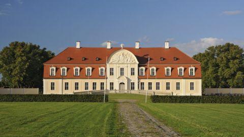 Barockschloss Gützkow