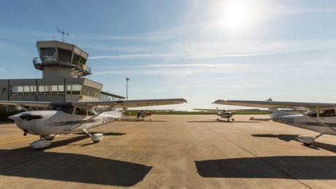 Cessna Flotte Flugagentur Mecklenburg-Vorpommern