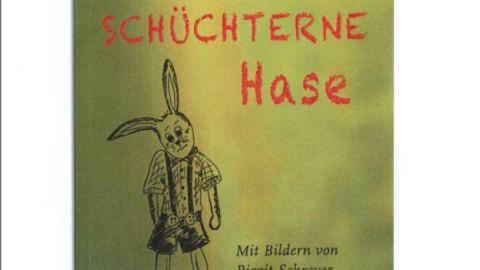 Der schüchterne Hase - Titelbild zu dem Buch