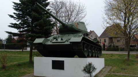 Panzerdenkmal Lalendorf