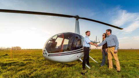 Helikopter in Mecklenburg-Vorpommern
