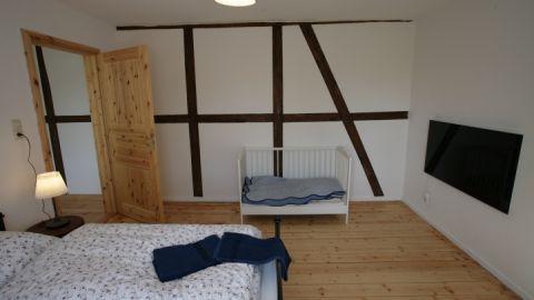 Schlafzimmer - rechtes Rosenhaus