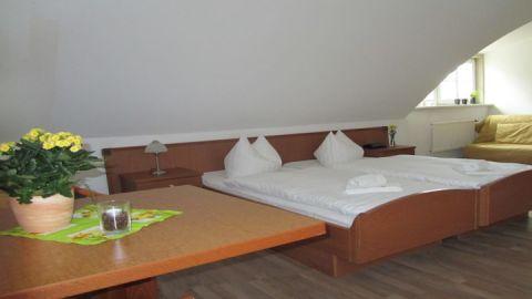Gästezimmer Hotel WENDENKRUG