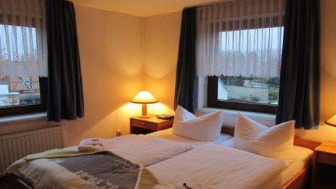 Innenaufnahme Hotel Blücher