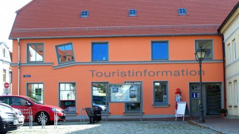 Touristinformation Krakow am See