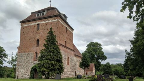 Feldsteinkirche Bellin
