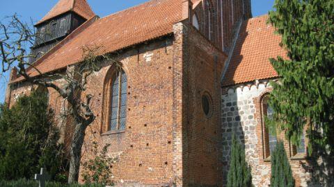 Die Kirche in Reinberg
