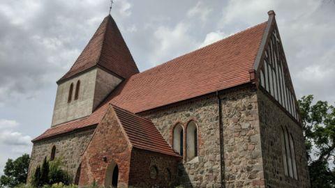 Kirche Zehna