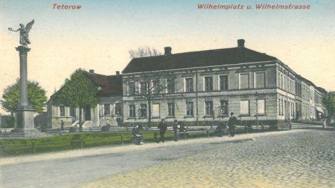 Kulturhaus historische Ansicht