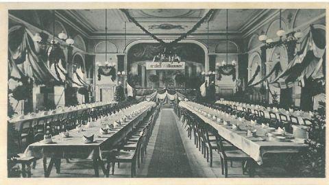 Kulturhaus historische Innenansicht