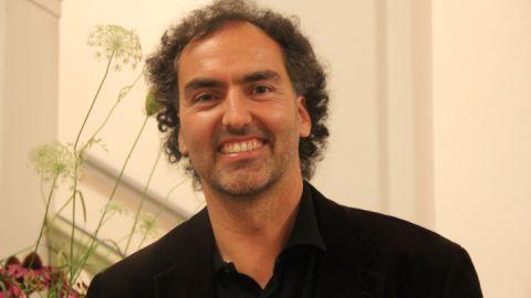 Er ist begeisetrungsfähig und begeistert: Der Bassbariton Lars Grünwoldt