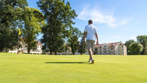 Limes Schlossklinik Golfplatz