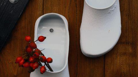 Porzellan, auch zum Selbermachen