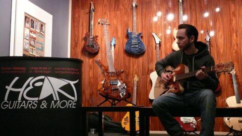 Showroom HEART guitars&more