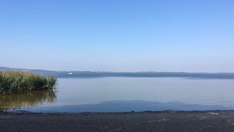 Blick zum Ostufer