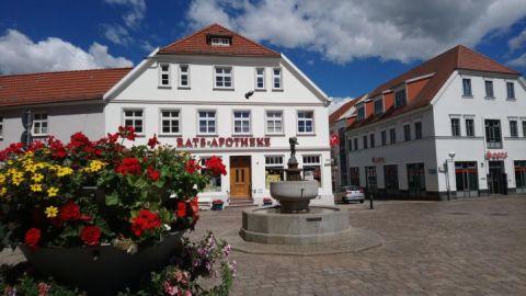 Ratsapotheke am Marktplatz