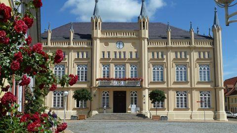 Rathaus Bützow