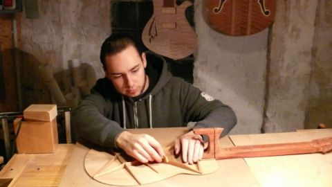 Werkstatt HEART guitars&more