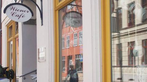 Wiener Café außen