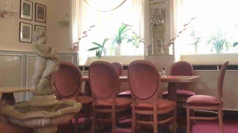 Wiener Café innen