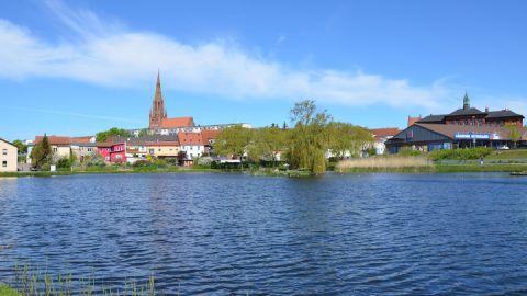 Schwanenteich, Hansestadt Demmin