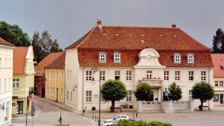 Markt Stavenhagen